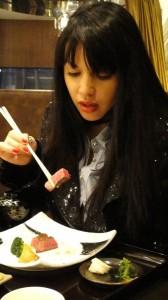 Le boeuf de Kobe du restaurant 511 TOKYO