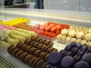 Une vrai tuerie le macaron chocolat  ^+!!!