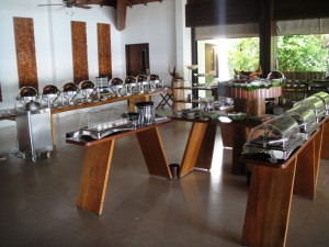 Pin Up En Cuisine Breakfast 5 * at THE RESIDENCE MALDIVES