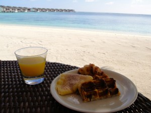 Pin Up En Cuisine Breakfast  5* at THE RESIDENCE MALDIVES