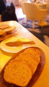 Pain au maÏs & beurre  salé Bordier