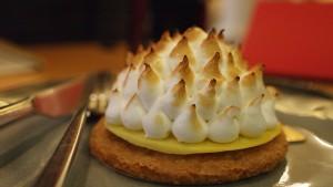 Tarte citron - lemon tart