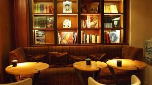 LE CAFE de l 'hotel Scribe